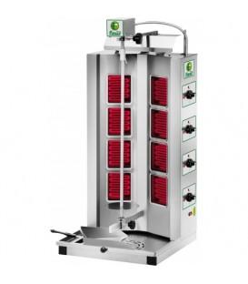 Gyros elettrico macchina cuoci kebab mod GYR80