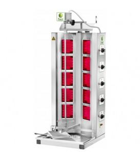 Gyros elettrico macchina cuoci kebab mod GYR100