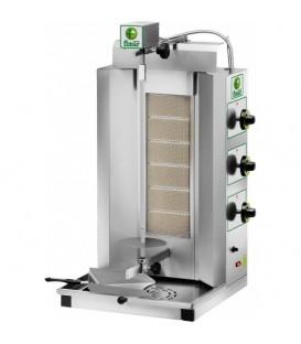 Gyros a gas macchina cuoci kebab mod GYR60M