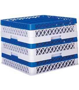 Cestello per lavastoviglie 50x50 a base vuota per posate mod BVM