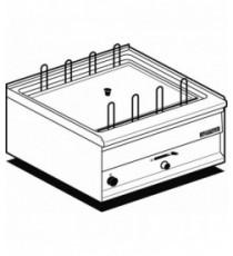 CUOCI-PASTA/VERDURE TRIFASE  Vasca lt. 20 - N. 8 cestini cm. 10x14x13,5h