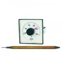 TERMOREGOLATORE Diam. 60 mm 0-500C