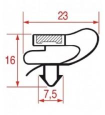 GUARNIZIONE - 1061- 1450x633 mm