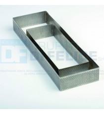 Fascia in acciaio inox microforata